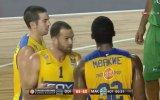 Darüşşafaka Doğuş  Maccabi Tel Aviv Maçının Skandal Son Bölümleri
