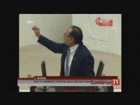 Roman Milletvekili Purçu'nun Mecliste Alkış Alan Konuşması