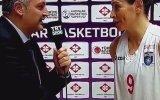 Botaş  Galatasaray Maçı Sonrası Röportaj Yapamayan Muhabir