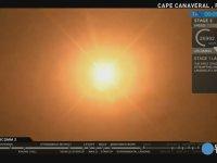 Fırlatıldığı Gibi Sağ Salim Dikey İniş Yapabilen Uzay Roketi