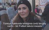 İrlandalıların Türkler hakkında Bildiği 3 Şey  Sokak Röportajı