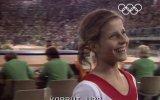 Taklacı Güvercin  Olga Korbut   Munih 1972 Olimpiyatları