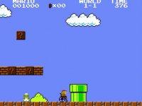 Tekerlekli Sandelyeli Süper Mario