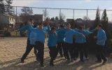 Türk Okulu Öğrencilerinden Yatcaz Kalkcaz Ordayım klibi