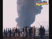 Ancak 1 Ayda Söndürülebilen Tanker Yangını (1979 -  Istanbul)