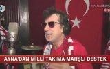 Erhan Güleryüz'den Milli Takım İçin Özel Marş