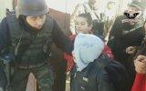 Halk İçin Kendini Siper Eden Türk Askeri