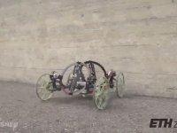 Düz Duvara Tırmanan Robot