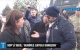 Hdp'li Vekilin Polis Amiriyle Saygı Tartışması