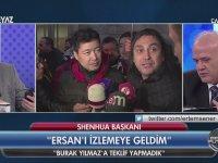 Ahmet Çakar'ın Çinli Nefreti