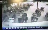 Motosiklet Hırsızı  Hidden Cam