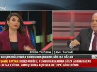 Kılıçdaroğlu Siyaset Tarihinin En Terbiyesiz Adamıdır - Şamil Tayyar