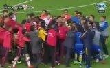 Dostluk Maçında 5 Kırmızı 9 Sarı Kart Çıkması Boca Juniors  River Plate