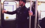 Paris Metrosu'nu Trolleyen Adanalı