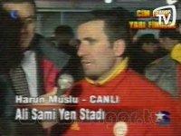 Galatasaray'ın Avrupa'daki Maçları - Star Tv Özel Yayını (2000)