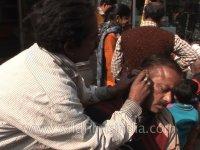 Kulak Temizleme Sanatçısı - Hindistan