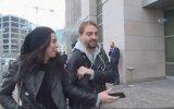 Caner Erkin ile Asena Erkin'in Güle Oynaya Boşanmaya Gitmesi