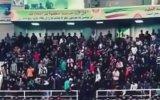 İran Stadyumu  Ne Mutlu Türk'üm Diyene  Diye İnleten Azeri Türkleri
