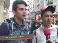 Don Kişot Nedir? - Sokak Röportajı - Artjurnal