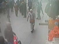 İstanbul'daki Korkunç Patlama