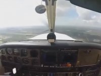 Uçağın Camına Kuş Çarpma Anı ve Etkileri