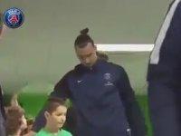 Torpilden Hoşlanmayan Zlatan İbrahimovic
