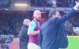 Bilic'in James Collins'e Fake Atması