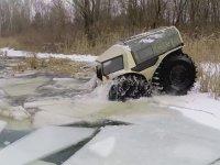 Ruslar'ın Yeni Arazi Aracı SHERP