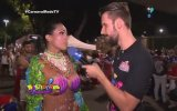 Rio Karnavalında Dans Eden At İle Röportaj