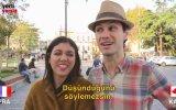Ulkenizdeki En Kaba Davranış Nedir  Turistlerle Röportajlar