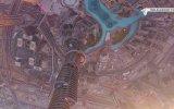 Drone Görüntüleriyle Dünyanın En Büyük Gökdeleni Burj Khalifa