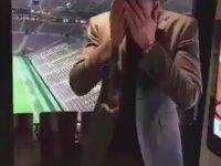 Burak Yılmaz'ın Türk Telekom Arena'ya Ağlamalı Vedası