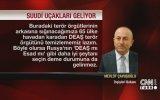 Türkiye ve Suudi Arabistan'ın Suriye'ye Kara Harekatı Planlaması