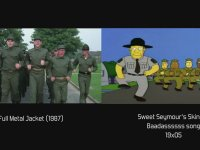 The Simpsons - Kült Filmlere Tüm Göndermeler