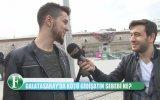 Galatasaray'da Kötü Gidişatın Sebebi Ne  Sokak Röportajı