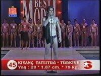 Kıvanç Tatlıtuğ Best Model Of The World Konuşması (2003)