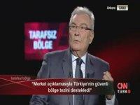YPG Mevzilerinin Bombalanmasını Doğru Buluyorum - Deniz Baykal