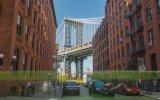 Özgürlükler Şehri New York Timelapse Görüntüleri