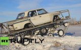 Lada'dan Tank Yapmak  Rusya