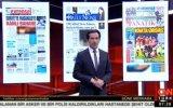 CNN Türk'ün Gazete Manşetlerini Sansürleyerek Vermesi