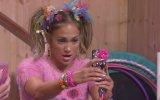 Jimmy Fallon ve Jennifer Lopez'in Tiki Kızlar Olması