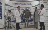 Akınsoft İnsansı Robot Akıncı  2 10 dk