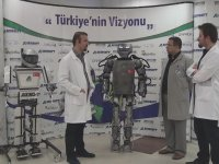 Akınsoft İnsansı Robot Akıncı - 2 (10 dk)