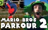 Super Mario Kardeşlerin Gerçek Hayattaki Sokak Parkuru Performansı