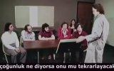 Son Vesayet  Asch Deneyi Türkiye Uyarlaması
