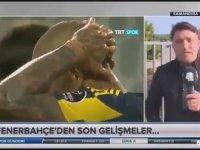 Fenerbahçe Kadrosunu Sayarken Saçmalayan Muhabir