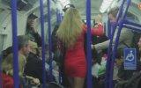 Metroda Taciz Deneyinin Yapılması