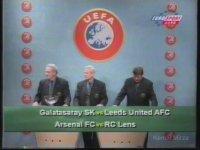 1999-2000 UEFA Kupası Yarı Final Kura Çekimi