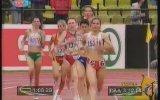 Süreyya Ayhan 1500 m Avrupa Şampiyonu 2002