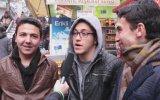 İdolünüz Kim  Sokak Röportajı